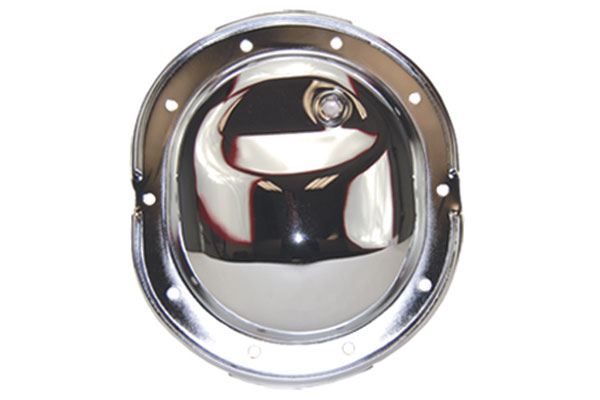 chrome steel differential covers 4924AA