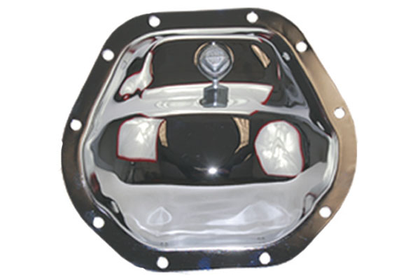 chrome steel differential covers 7124AA