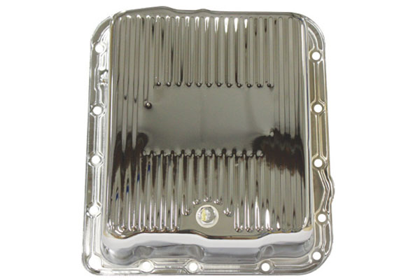 chrome steel transmission pans 7596AA