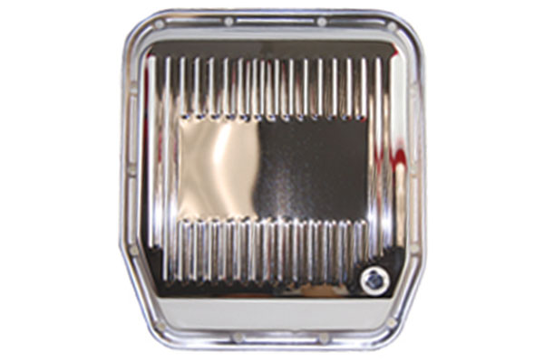 chrome steel transmission pans 7597AA