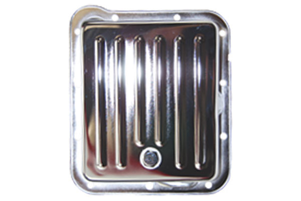 chrome steel transmission pans 7600AA