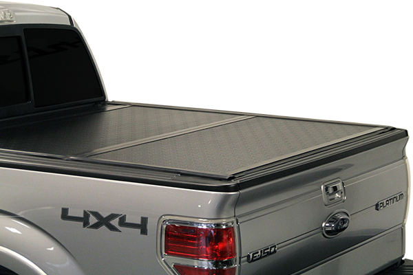 premium bi fold tonneau cover sample