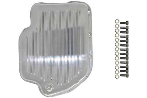 TruXP Finned Aluminum Transmission Pans 8593AA