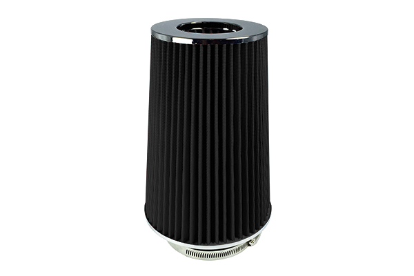 "TruXP Universal Cone Air Filters 5003BKAA 3"""" - 4"""" Adjustable Flange"" 10683-4175966"