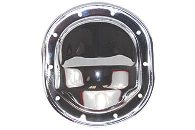 chrome steel differential covers 7129AA
