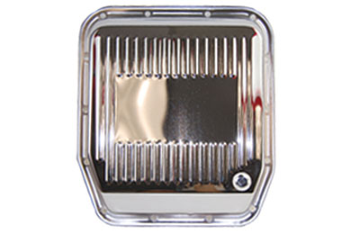 chrome steel transmission pans 7597AA