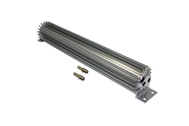proz finned aluminum transmission oil coolers 7367AA