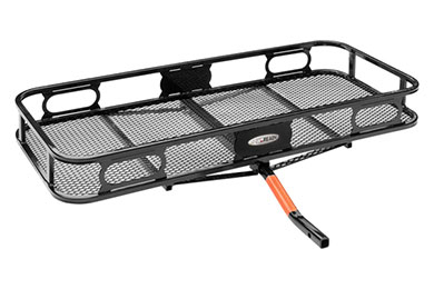 pro series 1.25 in hitch mounted cargo carriers sample image