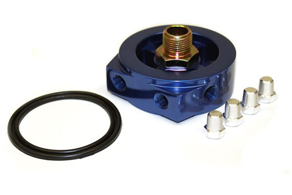 prosport oil filter adapter plate sample