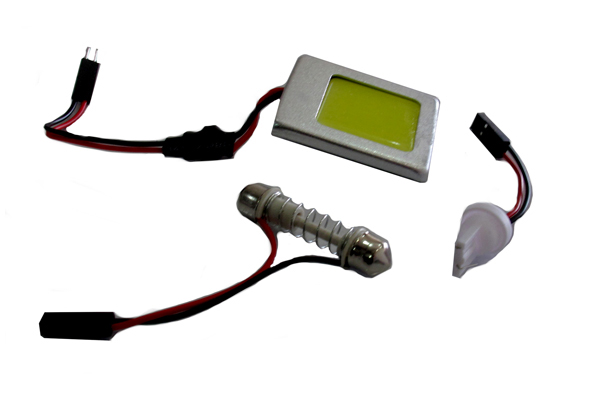 ProZ LED Dome Lights AA-35MM-3.0W Plasma LED 10686-4168027