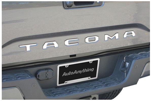 proz chrome emblems sample
