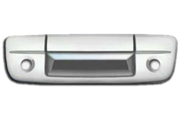 2009 2015 Dodge Ram Chrome Tailgate Handles   ProZ DH49934   ProZ Chrome Tailgate Handle Covers