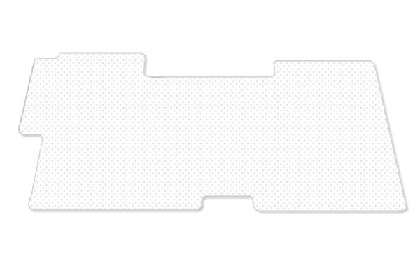 proz premium clear floor mats sample front 1piece
