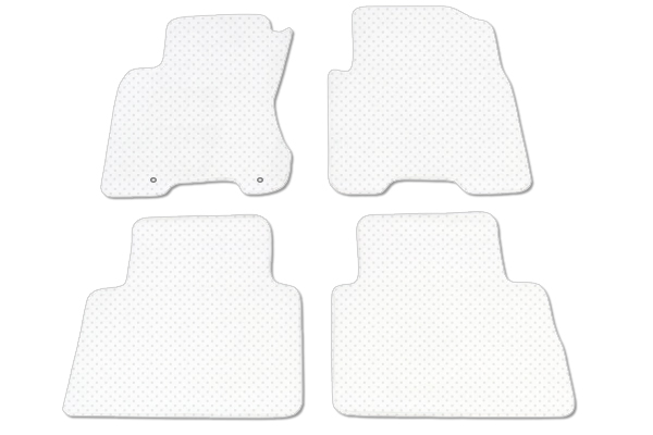 proz premium clear floor mats sample front rear 4piece