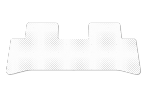 proz premium clear floor mats sample rear 1piece