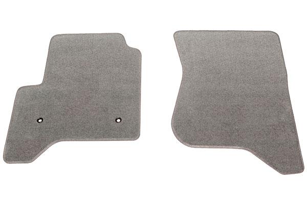 proz premium custom front row MD grey floor mat sample