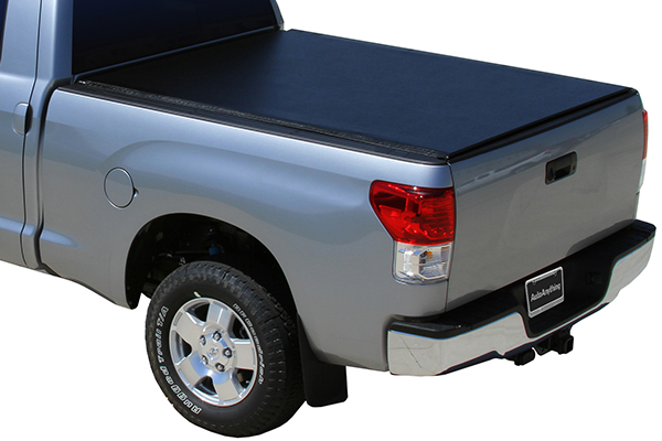 proz premium proroll tonneau cover with truck bed light tundra sample