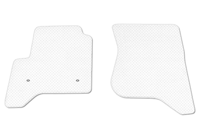 proz premium clear floor mats sample front 2piece
