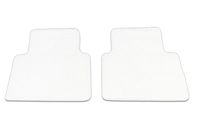 proz premium clear floor mats sample rear 2piece
