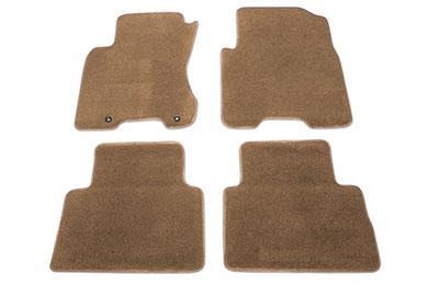 proz premium custom front rear Saddle floor mat sample