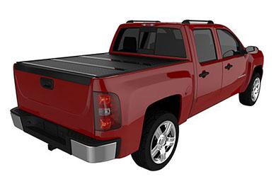 proz profold premium tonneau cover Chevrolet Silverado 2007 2013