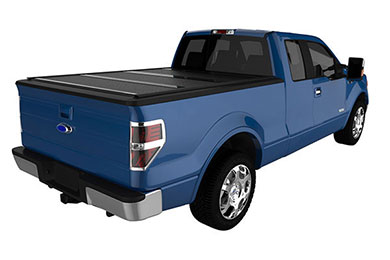 proz profold premium tonneau cover Ford F150 2009 2014