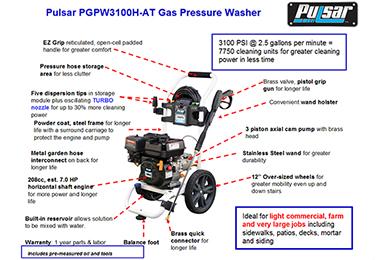 pulsar PGPW3100H-AT 2