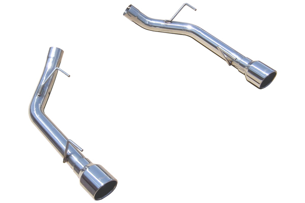pypes exhaust systems federal admissions axle back polished sample