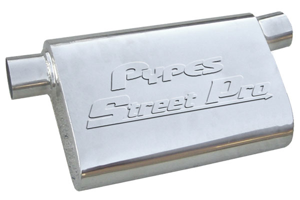 pypes street pro mufflers same sample