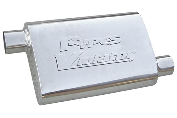 pypes violator mufflers sample