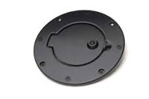 Lock-for-black-locking-Fuel-Door
