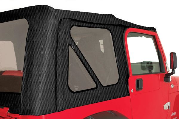 rampage jeep fabric diamond black