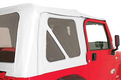 rampage jeep denim white