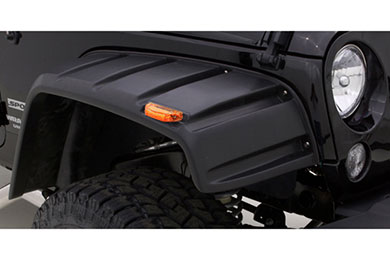 rampage rivet style fender flares stainless bolts sample