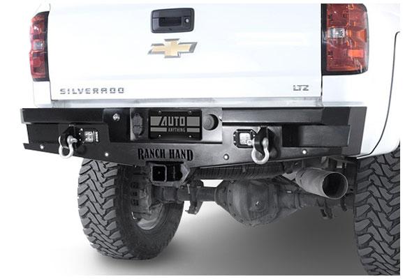 ranch hand horizon rear bumper sample