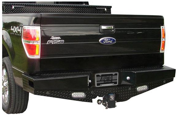 ranch hand sport rear bumper sample