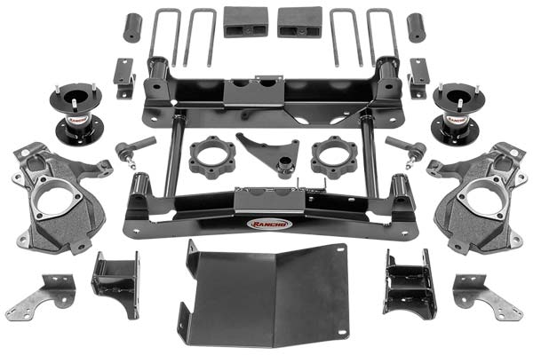 Rancho Complete Lift Kit - RS66309B