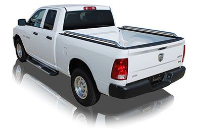 raptor tubular truck bed rails sample