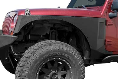 rbp pro series jeep fenders sample