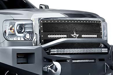 rbp rx 3 led grilles sample