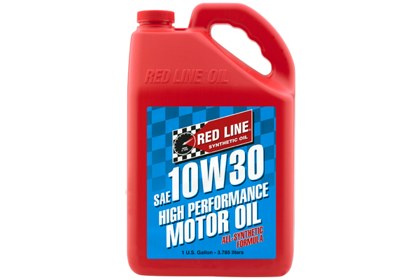 Image of Red Line High Performance Motor Oil 11305