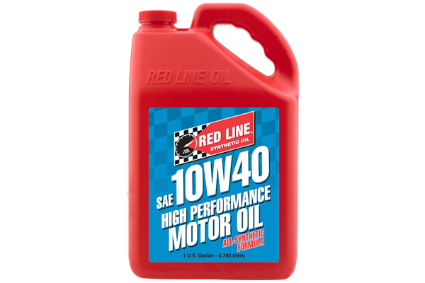 Image of Red Line High Performance Motor Oil 11405