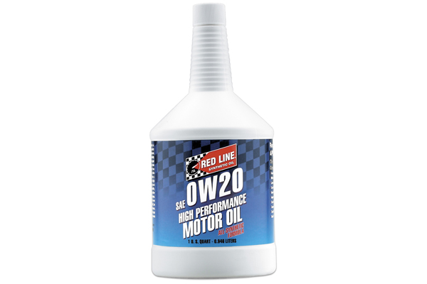 Red Line High Performance Motor Oil 11804