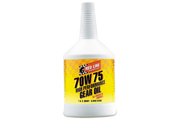 Red Line Differential Gear Oil 50404