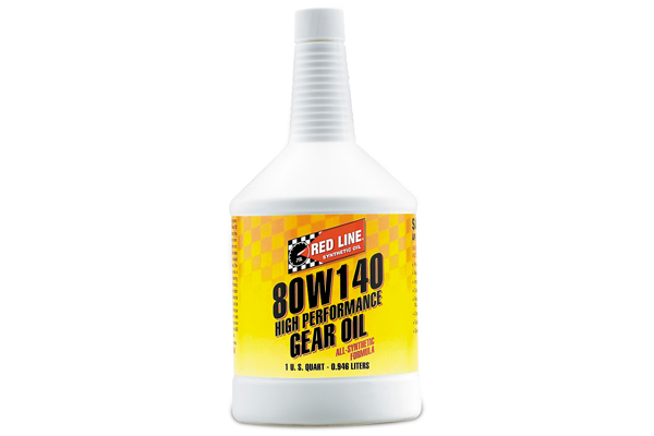 Red Line Differential Gear Oil 58104