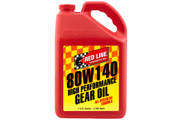 Red Line Differential Gear Oil 58105