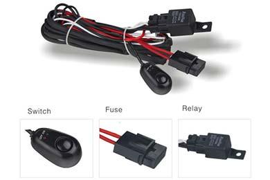 dv8 winch accessories  dv8 - wire harness