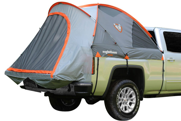 rightline gear truck tent sample