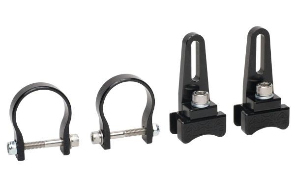 rigid industries adjustable bar clamp mounts sample