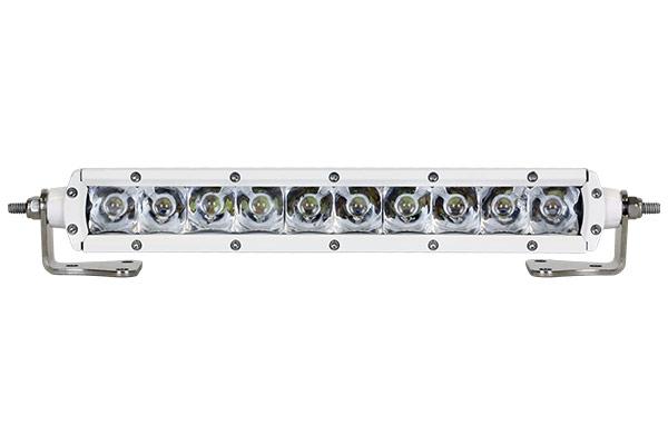 rigid industries sr series led light bars 10 in spot white sample
